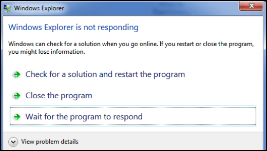 Excel 2016 Is Not Responding