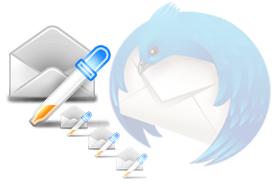 extract email from thunderbird